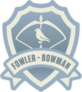 The Bowman & Fowler families have a common ancestry, master archers and keepers of the birds, respectively. They commonly served noblemen and royalty. Now, it is time for the Bird and Bow to join as agent and writer at the RMFW Gold Conference.