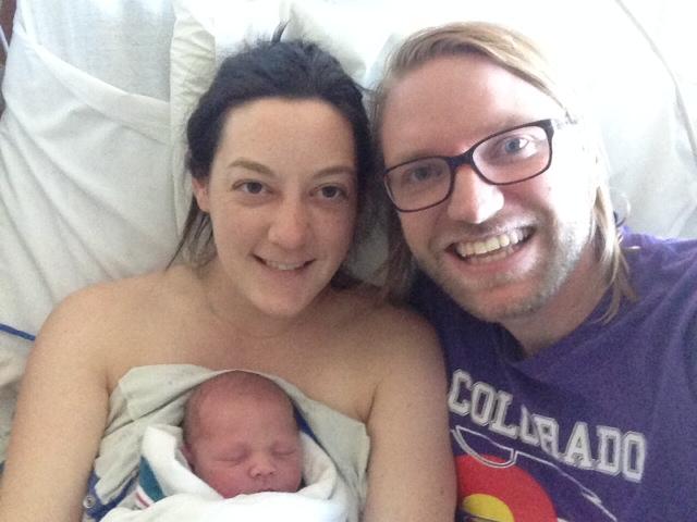 New parents!