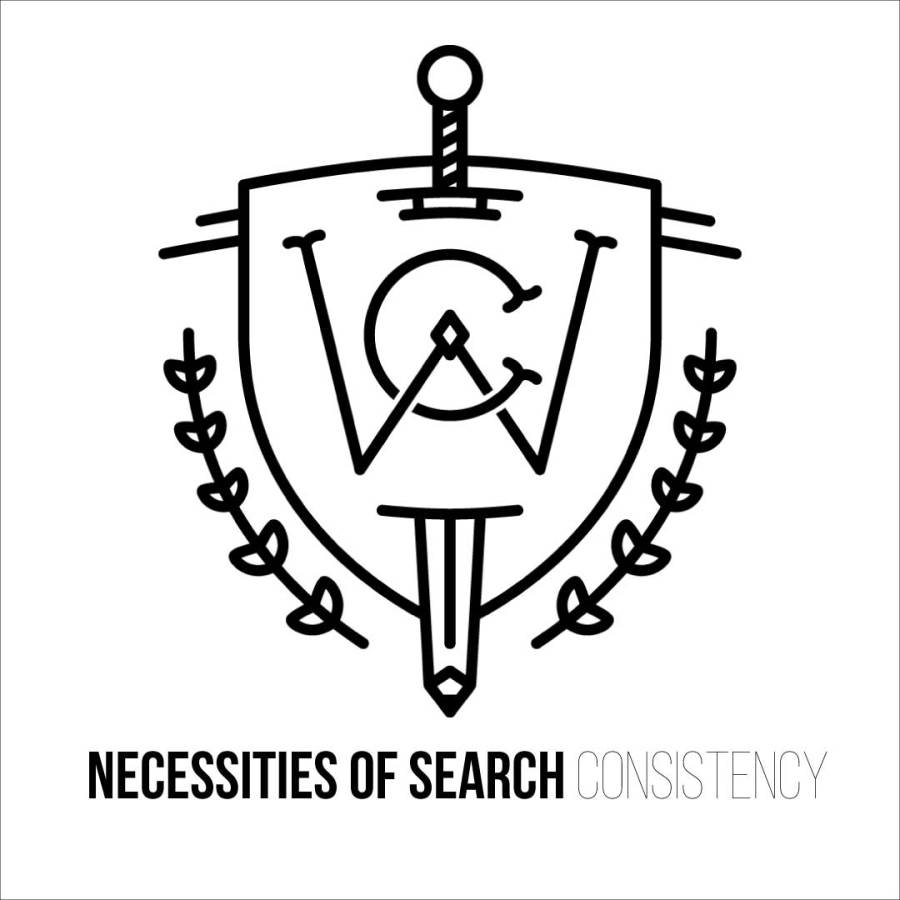 NECESSITIES OF SEARCH: CONSISTENCY