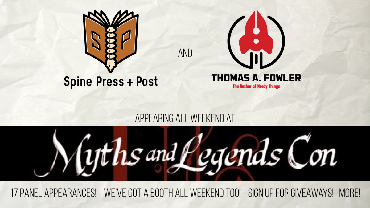 Myths and Legends Con - 2017 Schedule!